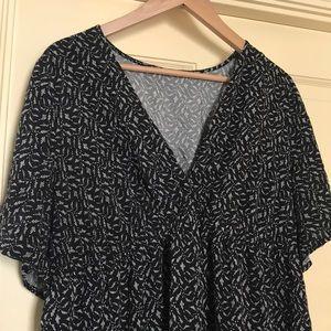 Maxi Dress 1X
